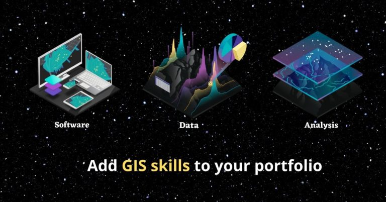 How to learn GIS? (4 ways to learn this cool technology)