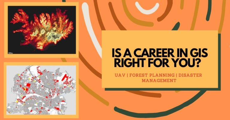 How a GIS Career Path Can Benefit You